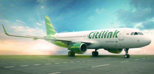Penerbangan Internasional Citilink Indonesia Beroperasi di Terminal LCCT Soekarno-Hatta