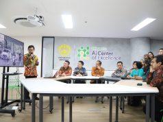 Pusat Kecerdasan Buatan Tokopedia-UI AI Center of Excellence Diresmikan