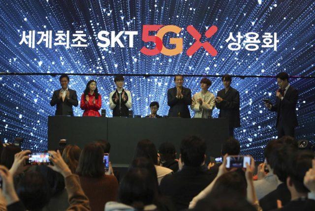 Di Korea Selatan, Pendaftaran 5G Melampaui Peluncuran 4G