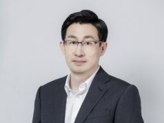 Jungho Shin, Co-CEO and Chief WOW Office of LINE Corporation