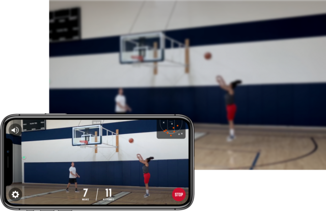 Artificial Intelligence membuat penembak bola basket yang lebih baik, hanya dengan iPhone Anda