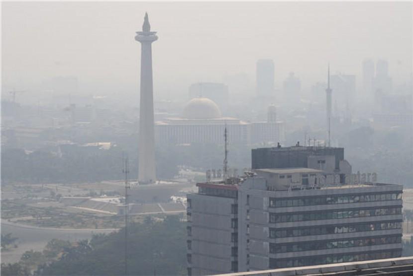 Melacak udara beracun yang membunuh jutaan orang