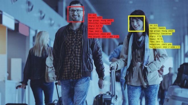 Uji coba pengenalan wajah didukung oleh kementerian dalam negeri Inggris
