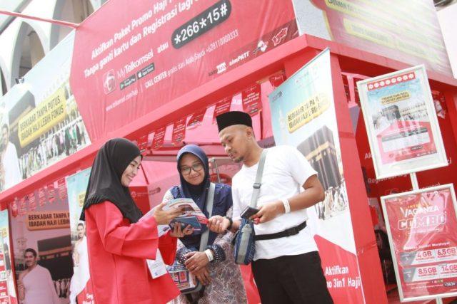 Apa saja Keunggulan Paket Haji Telkomsel 2019?