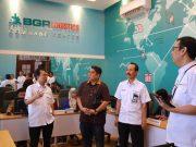 Bhanda Ghara Reksa Jalin Kerjasama dengan Grab Indonesia