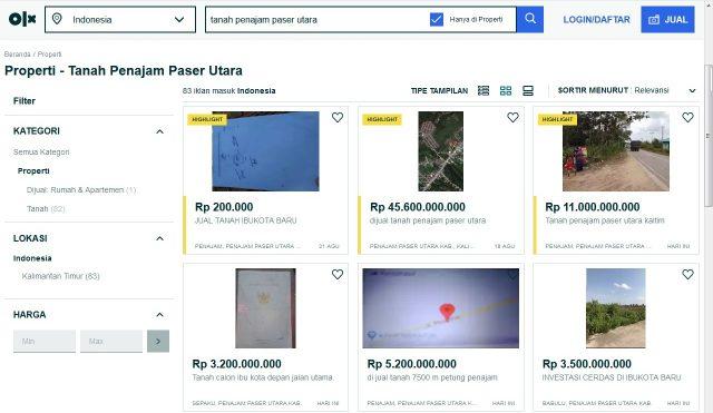 Ibu Kota Baru Indonesia Diumumkan, Pencarian Properti Naik 20%