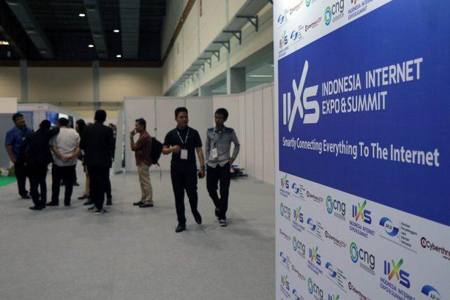 Indonesia Internet Expo and Summit (IIXS) 2019