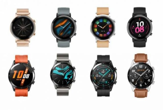 Huawei Luncurkan Smart Watch Terbaru, Watch GT 2