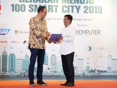 Haris Suparto Tome dikukuhkan sebagai Ketua Umum Forum Kepala Dinas Kominfo Kabupaten/Kota se-Indonesia