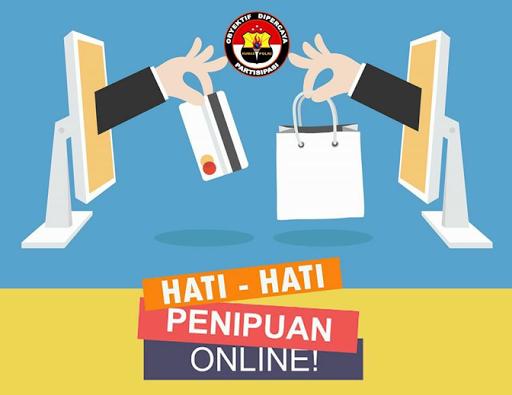 Polri Ungkap Laporan Penipuan Online Capai 2 300 Kasus Pada 2019