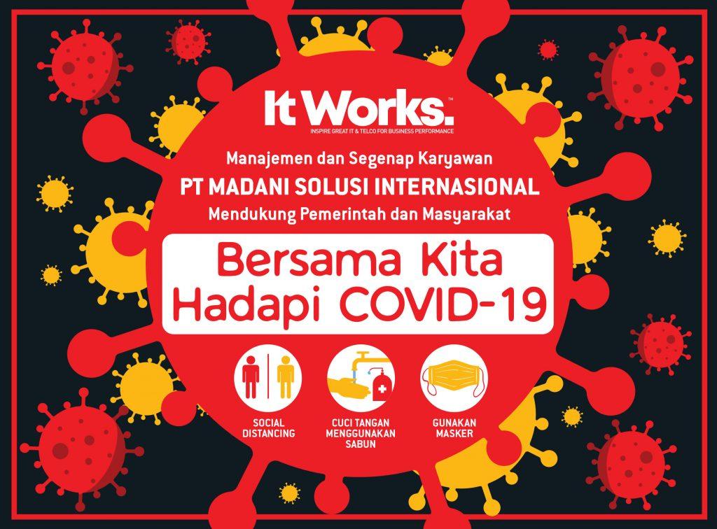 Iklan Majalah web corona