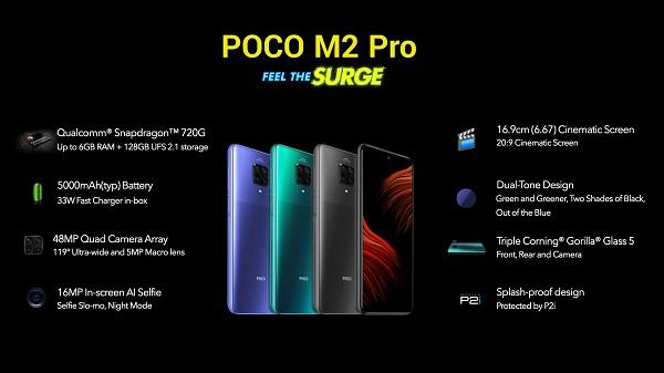 Poco M2 Pro Resmi Dirilis, Begini Spesifikasinya - ItWorks