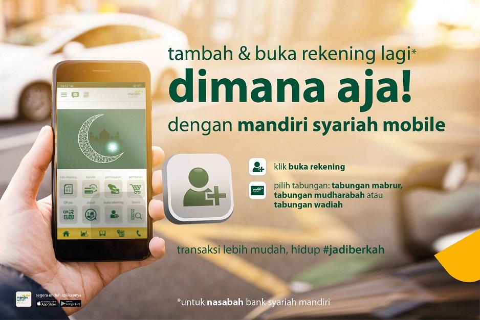 Tranformasi Di Bank Syariah Mandiri Hadirkan Digital Banking Itworks