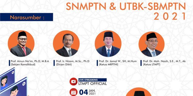 Begini Cara Bayar UTBK-SBMPTN 2021 Lewat ATM dan Aplikasi ...